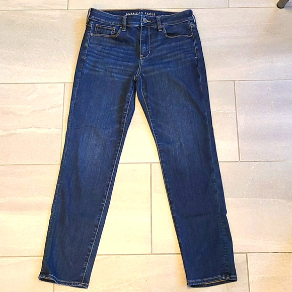 AE Next Level Stretch Skinny Jeans